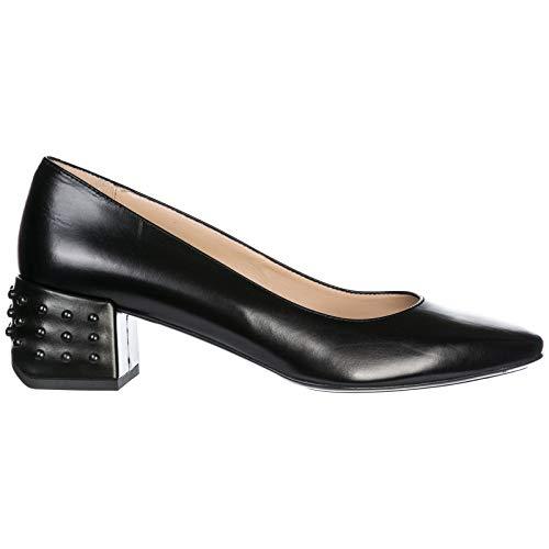 Chaussures En À Talon Escarpins Noir Cuir Femme Tod's zxqw5gfS