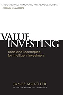 Value Investing: Tools and Techniques for Intelligent Investment (0470683597) | Amazon price tracker / tracking, Amazon price history charts, Amazon price watches, Amazon price drop alerts