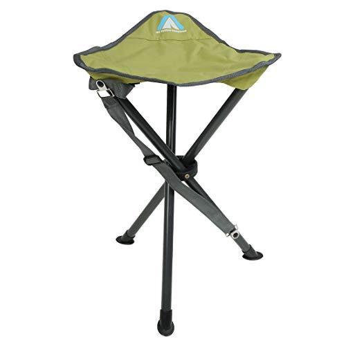 10T Tripod Beechnut driepootkruk camping trekking kruk vouwkruk gemakkelijk opvouwbaar klapstoel