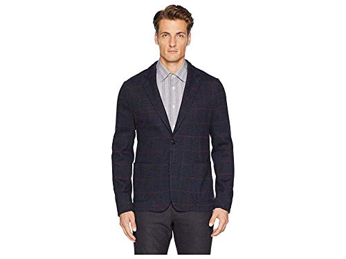 Emporio Armani Men's Giacca Blazer Blue 52 Regular