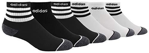 adidas Kids 3 Stripe Quarter 6 Pair product image