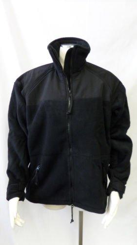 Jacket, Polartec Black New, size M by Polertec