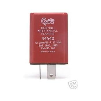 Amazon Com Grote 44540 3 Electrictromechanical 12 Lamp