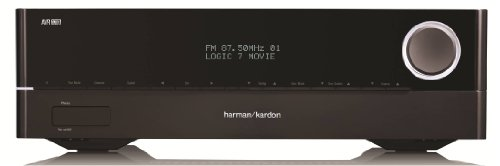 Harman Kardon AVR 1710 7.2-Channel 100-Watt Network-Connected Audio/Video Receiver by Harman Kardon