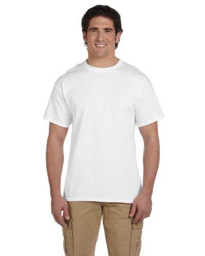 Gildan Adult Tall Ultra 6.1 oz Cotton T-Shirt in White - 3XLT (3X-Large Tall)