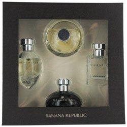 Banana Republic Variety 4 Piece Gift Set for Women