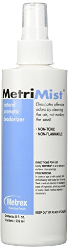 10-1158 Metrimist Aromatic Deodorizer Spray 8oz Per Bottle by Metrex/TotalCar...