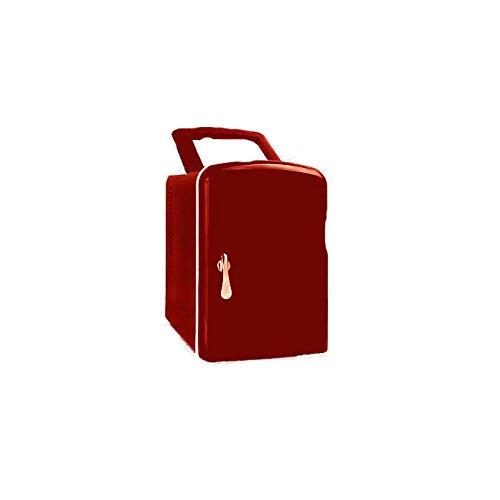 超可爱 Réfrigérateur B07D5T9NQ2 à boissons,4 リットル車冷蔵庫寮事務所ミニ冷蔵庫ポータブル電子コールド ボックス化粧品冷蔵庫-レッド 26x19.5x28cm(10x8x11inch) à 26x19.5x28cm(10x8x11inch) boissons,4 レッド B07D5T9NQ2, フルーツいちねん:a9be9cd5 --- arianechie.dominiotemporario.com