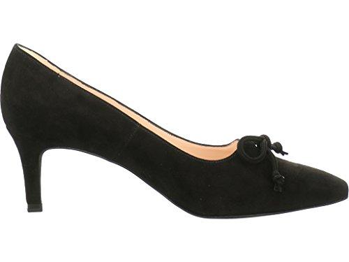 Peter Kaiser 66707-240 - Zapatos de vestir de Piel para mujer negro