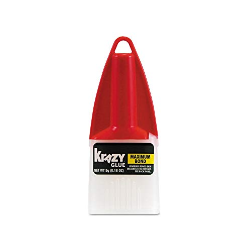 (An Item of Advanced Formula Krazy Glue - .18 oz. - Pack of 2 - Bulk Disc)