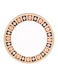 MINTON CHINA, ALHAMBRA SALAD PLATE, 20 cm, English Fine Bone China. ALHAMB00102
