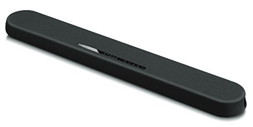 Yamaha YAS-108 Sound Bar with Built-in Subwoofers & Bluetooth (Best Soundbar Under 150)