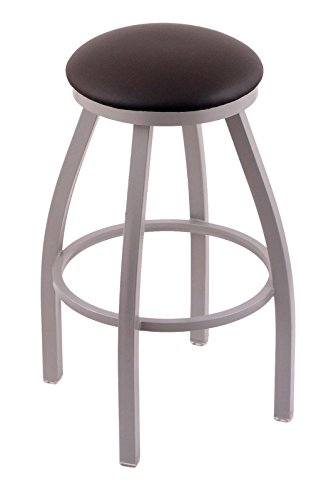 31BjXwWCrdL - Holland-Bar-Stool-Co-802-Misha-25-Counter-Stool-with-Anodized-Nickel-Finish-and-Swivel-Seat-Allante-Espresso