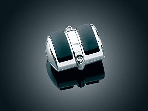Chrome Shift Cover Peg Kuryakyn - Kuryakyn 4036 Shift Peg Cover for Honda Shadow Aero 750 and Phantom