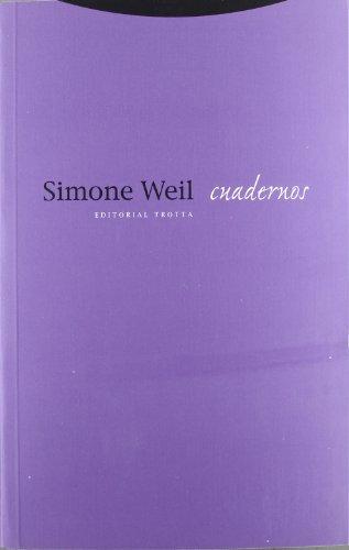 Descargar Libro Cuadernos Simone Weil