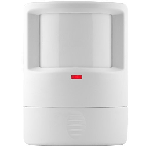 Enerlites MPW-L Wall Mount Occupancy Sensor, Passive Infrared PIR Low Voltage Switch, 1000 ft. sq Coverage White [並行輸入品] B01NCRI8OY