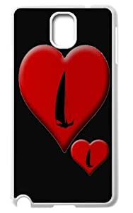 Back Case Durable I Love sailing Case For Samsung Galaxy Note3 N9000