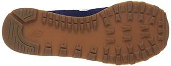 New Balance Men's Ml501 Sneaker, Navywhite, 8.5 D Us 2