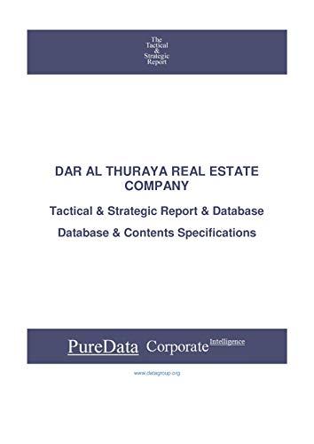 DAR AL THURAYA REAL ESTATE COMPANY: Tactical