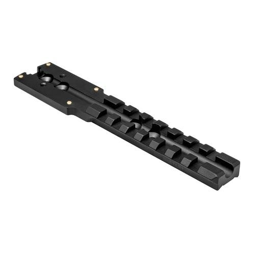 NcSTAR Mossberg 500/590 Shotgun Receiver Rail Mount, Black, Micro-Dot Base MSHRMDMOS (Shotgun Receiver Rail)