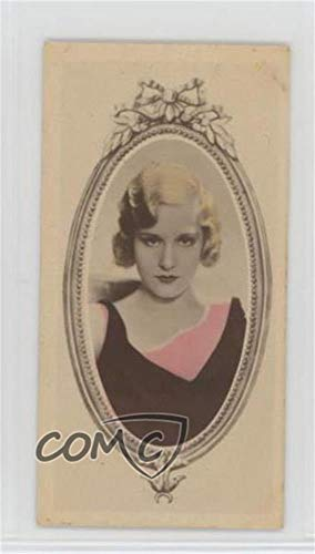 (Madge Evans Ungraded COMC Good to VG-EX (Trading Card) 1934 Godfrey Phillips Stars of the Screen - Tobacco [Base] #28)