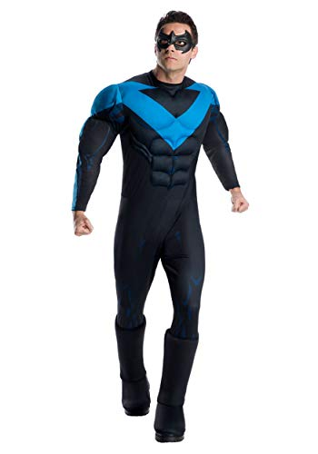 Rubie's Deluxe Nightwing Mens Costume -
