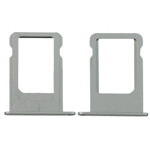 Smays Holder Replacement iPhone Silver