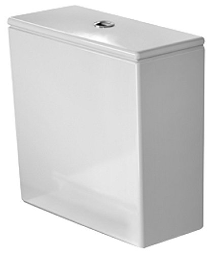 - Duravit 0935200005 Durastyle Cistern with Dual Flush Mechanism