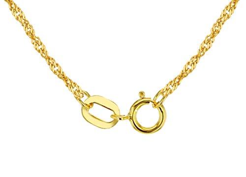 Carissima Gold Conjunto de cadena de mujer con oro 9k (375/1000) Carissima Gold Conjunto de cadena de mujer con oro 9k (375/1000) Carissima Gold Conjunto de cadena de mujer con oro 9k (375/1000)