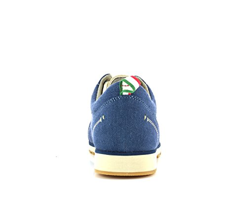 Dolomite Cinquantaquattro LH Canvas Navy Papaya