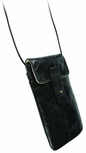 Krusell Tumba Universal Leather Pouch w. CC/ID Slots/Neck...