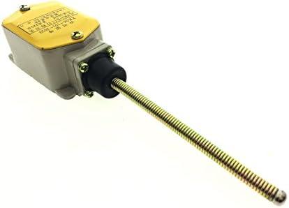 OFF ON 2k280 3 X MINI Toggle SPDT tendenziosa PECO Punto Motore Interruttore 2nd POST ON