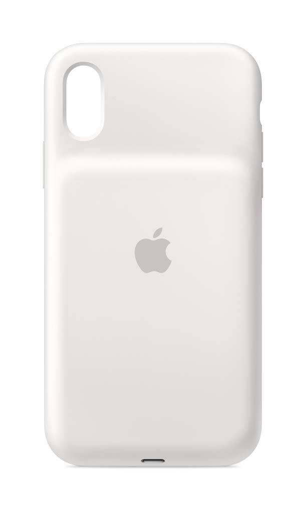 Apple Smart Battery Case (for iPhoneXR) - White by Apple