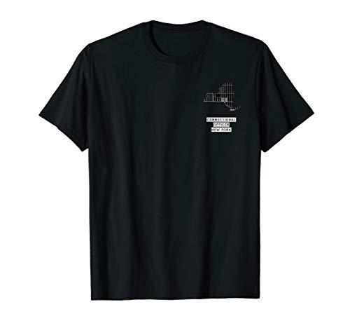 New York Correctional Officer Thin Gray Line Flag -