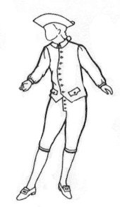 Boys  (Colonial Costumes Patterns Boys)