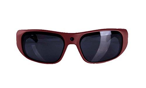 GoVision Apollo 1080p HD Camera Glasses Water Resistant Video Recording Sport Sunglasses - - Sunglass Dealers Spy