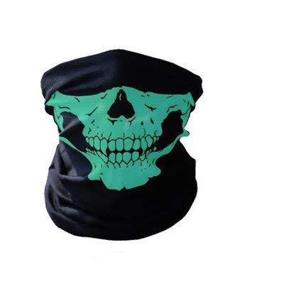 Men's Masks Halloween Scarf Mask Festival Motorcycle Face Shield Sun Mask Balaclava Party Masks Festive Supplies Masquerade Mask