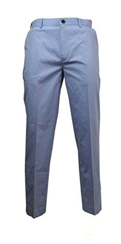 Brooks Brothers Men's Dress Pant, Light Blue (33/30)