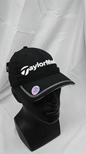 - TaylorMade Trinity Hat (Black/White)