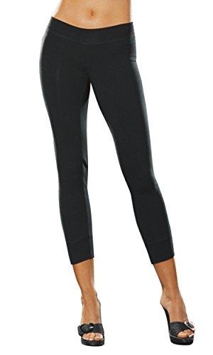 Dreamgirl Rizzo Legging Dress, Black, Medium/Large