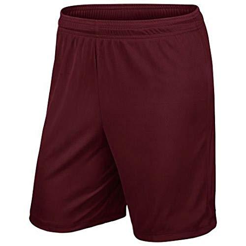 Da Uomo Aa Xs Misure Active Xl Sport Sportswear M Corsa L Palestra Calcio Traspirante S Xxl Bordeaux Xxxl Wear Pantaloncini EqEAnF