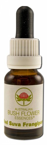 - Red Suva Frangipani Individual Essences - 15 ml,(Australian Bush Flower Essences)