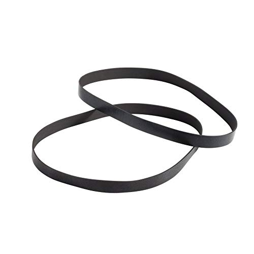 Hoover Genuine UH70200 Windtunnel Rewind Plus Vacuum Flat Belt 2PK # 562289001