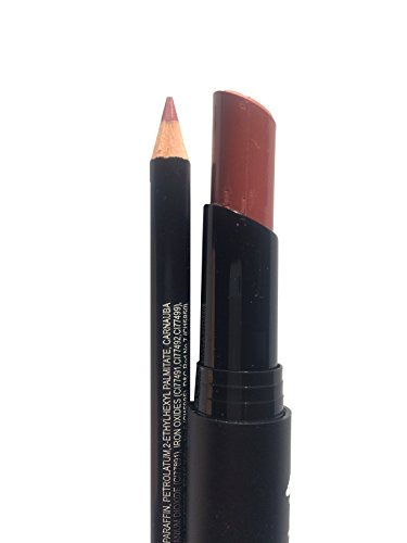 Full Size Long Lasting Natural Neutral Mauve Lip Pro Matte L