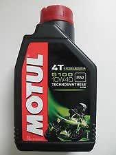 1 litro aceite Motul 5100 10/40 10 W40 MA2 4T oferta Nuevo aceite ...