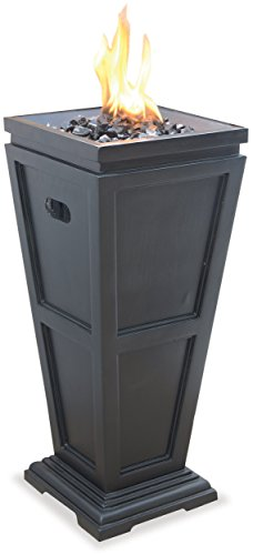 (Endless Summer, GLT1332SP, LP Gas Outdoor Fireplace, Medium)