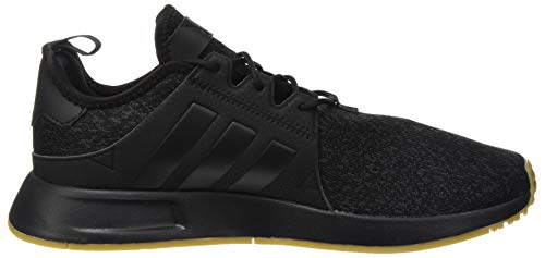 Gimnasia para Gum Zapatillas PLR X Black Hombre Black Core de Core Negro 0 Adidas gIwX7qI