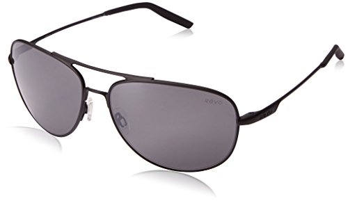 d0f9600a293 Revo Windspeed RE 3087 Polarized Aviator Sunglasses