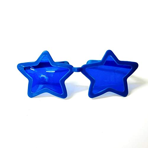 Giant Star-Shaped Blue Novelty ()