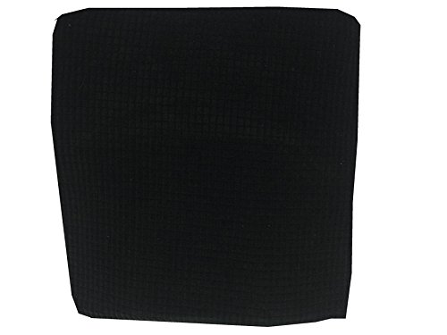 Queen Linens One Piece Stretch Recliner Slipcover, Stretch Fit Furniture Chair Recliner Lazy Boy Cover Slipcover, Estella (Black) by Queen Linens (Image #4)